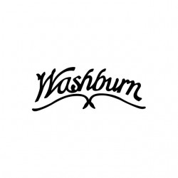 Washburn white sublimation...