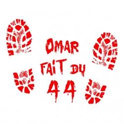 T-shirt humor Omar ma tueR...