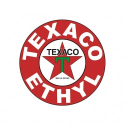 texaco t-shirt white...