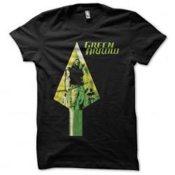Green Arrow t-shirt black...