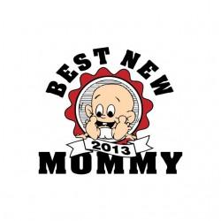Tee shirt Best New Mommy...