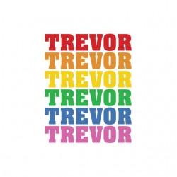 Tee shirt Trevor 6 colors  sublimation