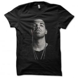 black sublimation drake tee shirt