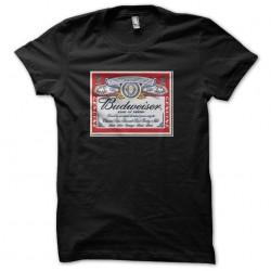 t-shirt bud king beer black...