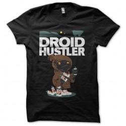 Tee shirt Droid Hustler...