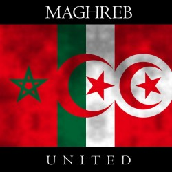 Maghreb united black...