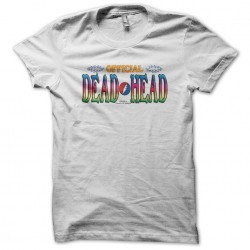 Dead official shirt white...
