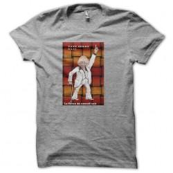 gray sublimation serge t-shirt