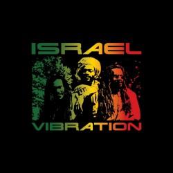 Israel Vibration t-shirt black sublimation