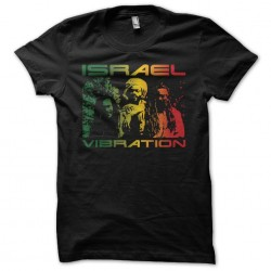 Tee shirt Israel Vibration...
