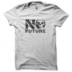 Tee Shirt No Future  sur...