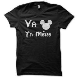 Va Mickey Ta Mere black...