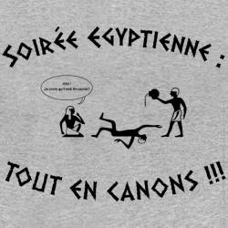 Humorous Soiree egyptian gray heather sublimation t-shirt
