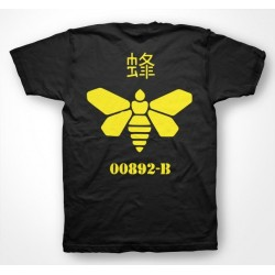 tee shirt Breaking Bad Bee...