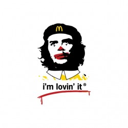 Che Guevara parody t-shirt...
