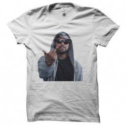 Schoolboy Q gray sublimation t-shirt