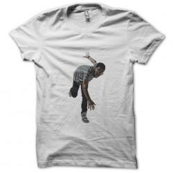 T-shirt kid cudi white sublimation