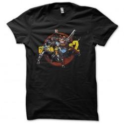 Borederland2 t-shirt in...