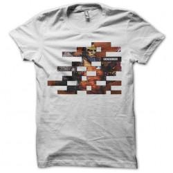 Bolderland2 Gunzerker white sublimation t-shirt