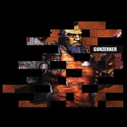 Bolderland2 Gunzerker black sublimation t-shirt