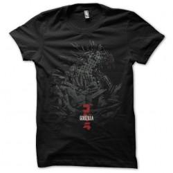 Tee shirt Godzilla 2014 art...
