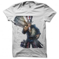 Tee shirt Oncle sam in...