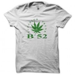 T-shirt B 52 white sublimation