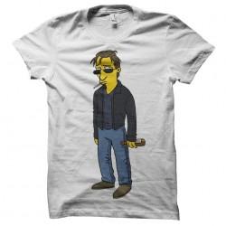 Tee shirt californication hank moody   sublimation