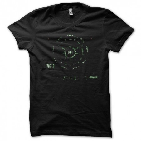 Tee shirt Fallout abri 101  sublimation