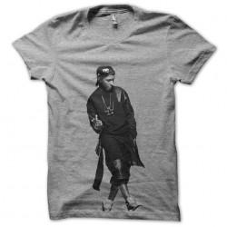 Tee shirt A$ap rocky gris sublimation
