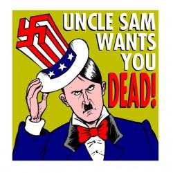 Tee Shirt oncle hitler...