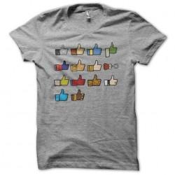 Like Facebook Wall of geek...