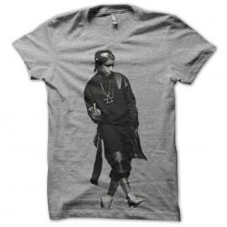 Tee shirt A$ap rocky gris...
