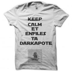 tee shirt keep calme et...
