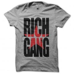 Tee shirt Rich Gang...