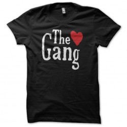 Tee shirt Love The Gang...
