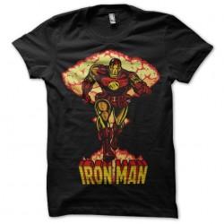Iron Man Atomic shirt black...