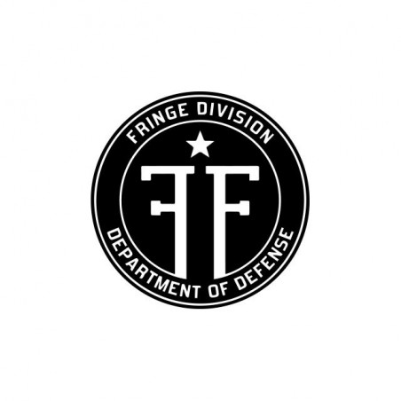Fringe Division Department of Defense t-shirt white sublimation