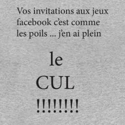 Gray invitations facebook...