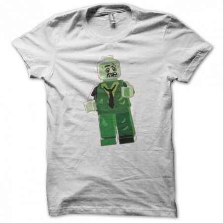 Tee shirt Zombie parodie Lego  sublimation