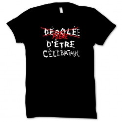 Tee shirt celiba  sublimation