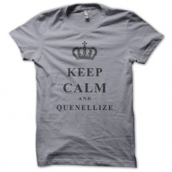 Keep Calm & Quenellize Tee...