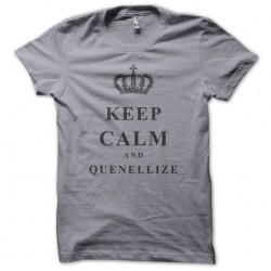 Tee Shirt Keep Calm &...
