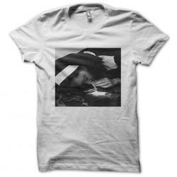 T-shirt nun who sniffs...