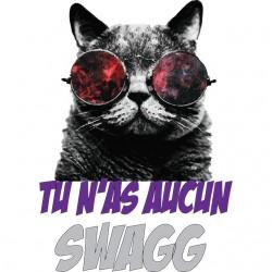 Tee shirt le chat qui a...