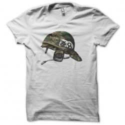 T-shirt Game Over Parody Full Metal Jacket White Sublimation