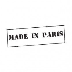 shirt made in Paris in...