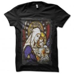 T-shirt Jesus Marie black...
