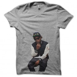ab soul t-shirt in gray...