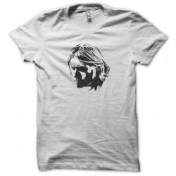 tee shirt kurt cobain  sublimation